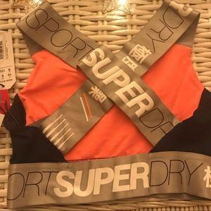 Superdry Spin High Bar Bra - Sports Bra